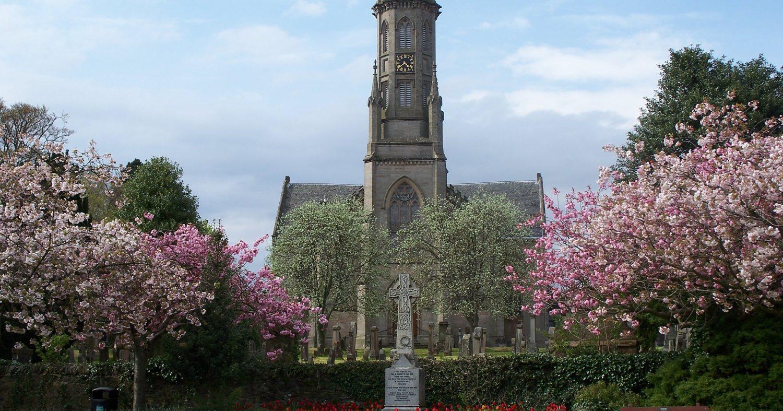 Rhu & Shandon Parish Church